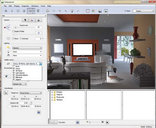 Artlantis Studio(64bit) 6.0.2.6(3D渲染、动画制作软件) - 截图1
