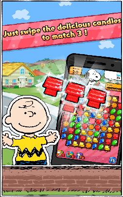 史努比糖果侦探(糖果消除) v1.1.2 for Android安卓版 - 截图1