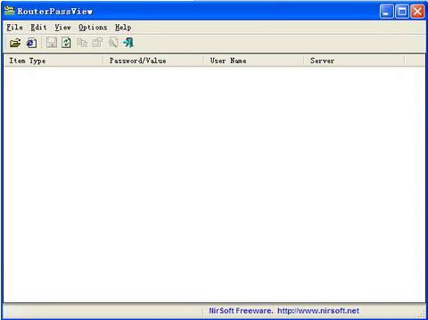 RouterPassView 1.57(路由器密码查看) - 截图1