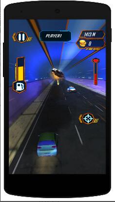 战斗赛车(街道飞车) v1.0.1 for Android安卓版 - 截图1