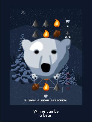 熊冬(冬日生存) v1.3 for Android安卓版 - 截图1