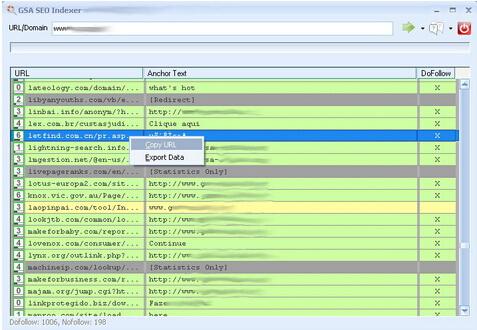 GSA SEO Indexer 1.93(SEO优化工具) - 截图1