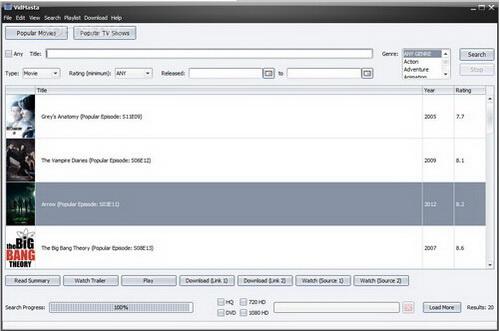 VidMasta 19.3(网络视频下载软件) - 截图1