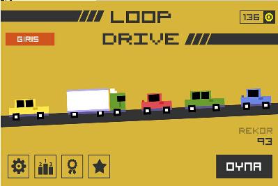 冲撞赛车(躲避危险) v1.3 for Android安卓版 - 截图1