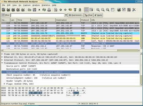 Wireshark (32-bit) 1.12.6(网络协议检测专家) - 截图1