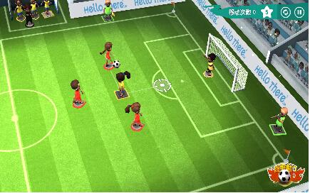 寻径足球(女足世界杯) v1.0 for Android安卓版 - 截图1
