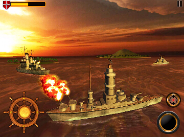 俄罗斯海军战争(海战风云) v1.0 for Android安卓版 - 截图1