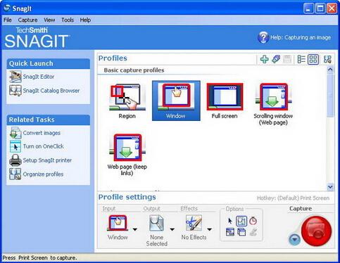 SnagIt 12.4.0 Build 2992(抓图软件) - 截图1