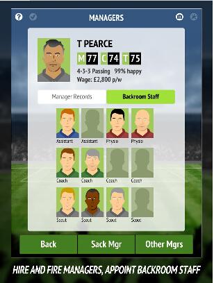 足球主席(足球帝国) v1.0.0 for Android安卓版 - 截图1