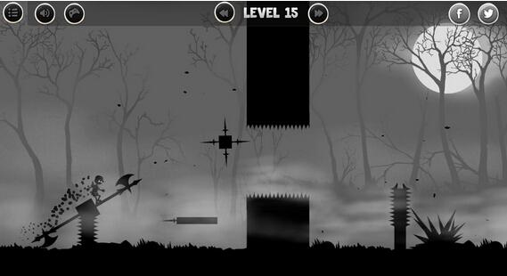 血腥之路(黑暗危途) v3 for Android安卓版 - 截图1