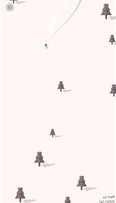 无限滑雪(高山滑雪) v1.0 for Android安卓版 - 截图1