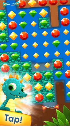 侏罗纪方块(恐龙时代) v1.3 for Android安卓版 - 截图1