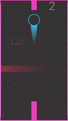 叮咚(极速躲避) v1.00 for Android安卓版 - 截图1