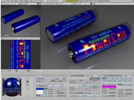 Blender (x32) 2.75(3D动画制作专家) - 截图1