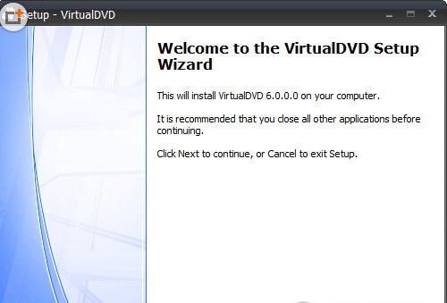 VirtualDVD 6.3(媒体模拟器) - 截图1
