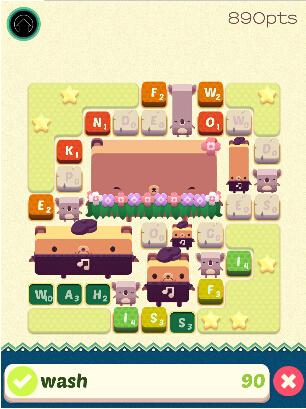 字母小熊(萌熊来袭) v01.0 for Android安卓版 - 截图1