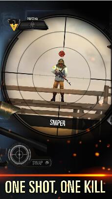 狙击手X(击杀确认) v0.5.2 for Android安卓版 - 截图1