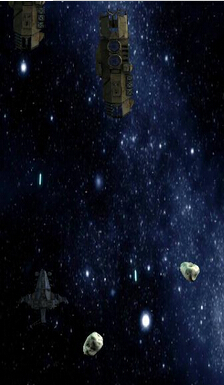 小行星杀手(太空射击) v1.1 for Android安卓版 - 截图1