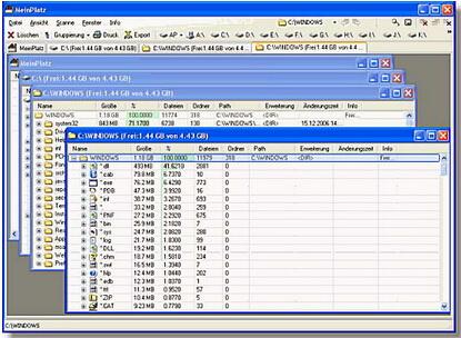 MeinPlatz x64 4.77(磁盘扫描工具) - 截图1
