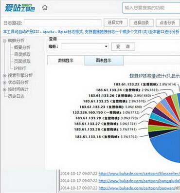 爱站SEO工具包 1.4.2.2(SEO优化专家) - 截图1
