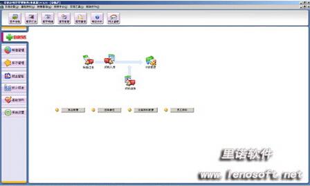 里诺医药进销存软件5.32(医药进销存管理专家)单机版 - 截图1