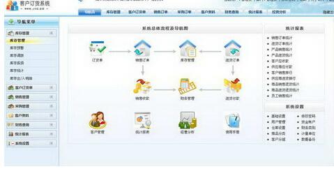 雨田网上订货系统 3.0(网上订货助手) - 截图1