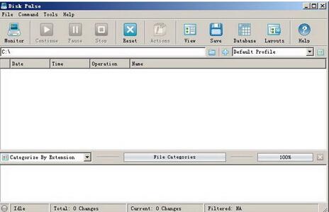 Disk Pulse 7.6.14(磁盘检测工具) - 截图1