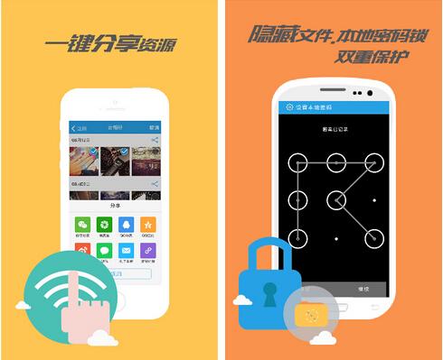 乐视云盘(掌上工具) v2.2.3 for Android安卓版 - 截图1
