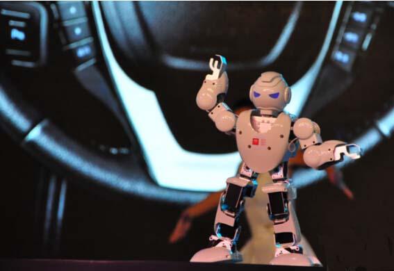 机器人未来像iPhone一样进入家庭