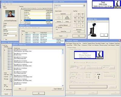 CallClerk 5.6.7.0(电话软件) - 截图1
