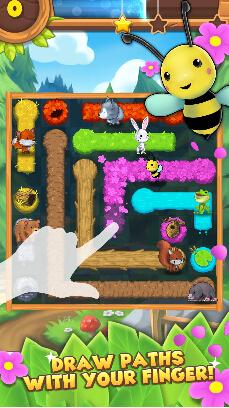 森林之家(Q萌小动物) v1.0.1 for Android安卓版 - 截图1