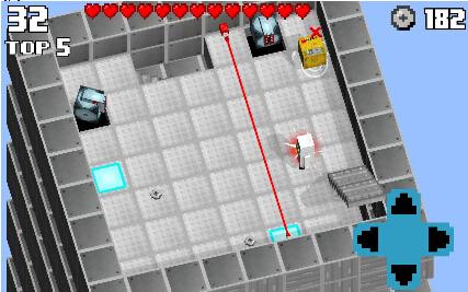 像素机器人迷宫(勇闯迷宫) v3 for Android安卓版 - 截图1