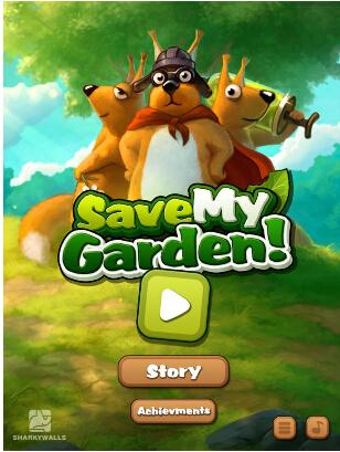 拯救我的花园(花园守卫) v1.3 for Android安卓版 - 截图1