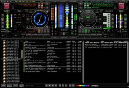 PCDJ DEX 3.4.0(DJ音乐编辑器) - 截图1