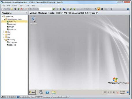 Royal TS 3.1.2(远程管理工具) - 截图1
