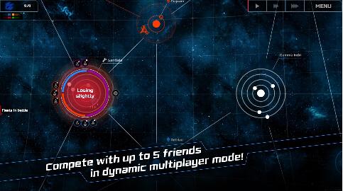 太空指令(太空战争) v1.0.20 for Android安卓版 - 截图1