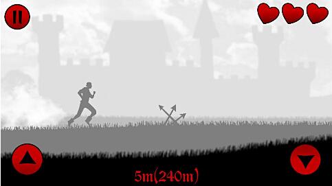 玩命奔跑(清晨奔跑) v1.01 for Android安卓版 - 截图1