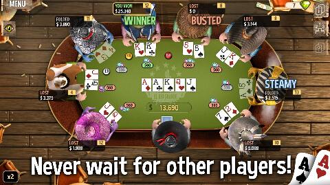 扑克总督2(德州扑克) v2.0.19 for Android安卓版 - 截图1