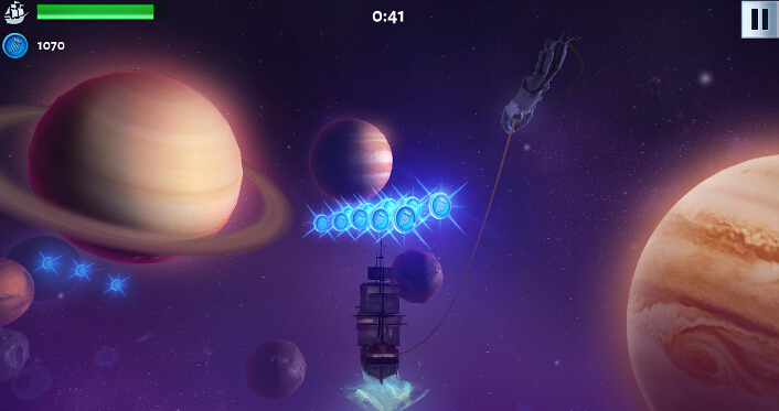逃离梦幻岛(飞船射击) v1.0 for Android安卓版 - 截图1
