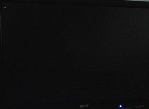 为什么电脑黑屏,电脑黑屏的几个原因,电脑黑屏