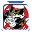 黑猫警长for iPhone5.1(益智翻图)