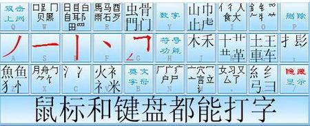 超级笔画输入法(双手25简体) 8.3.0(笔画输入法) - 截图1