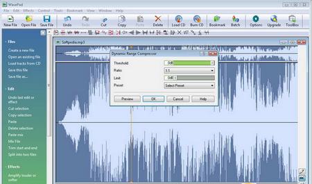 WavePad 6.30(音频编辑录音软件) - 截图1