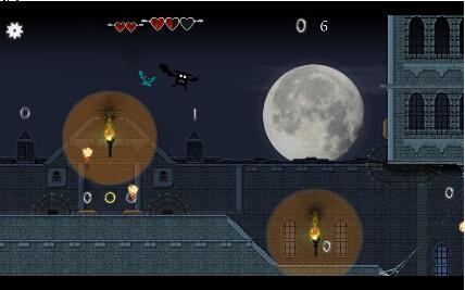 萌萌吸血鬼(黑夜来临) v1.0 for Android安卓版 - 截图1