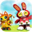 灵动蹦蹦兔翻翻乐for iPhone5.1(益智翻图)