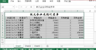 选择包含数据的单元格区域