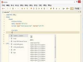 HBuilder绿色版(HTML5开发工具) v6.6
