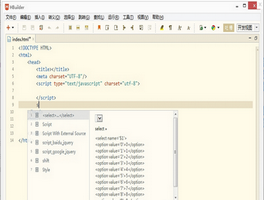 HBuilder V6.6.0官方绿色版(HTML5开发工具)