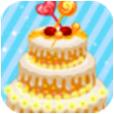 菲菲做公主婚礼蛋糕for iPhone5.0(休闲娱乐)