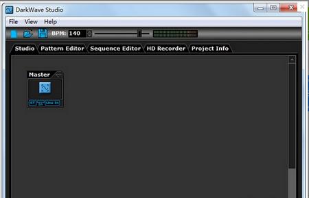 DarkWave Studio V5.0.1官方免费版(音乐创作工具) - 截图1